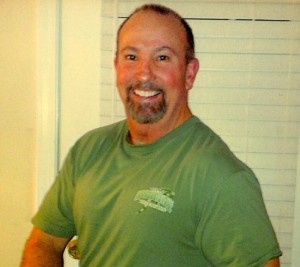 Fitness instructor and retired Lieutenant Michael Walker of Capital City Lodge #74