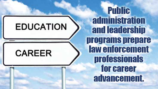 Public Administration what degrees are there in college