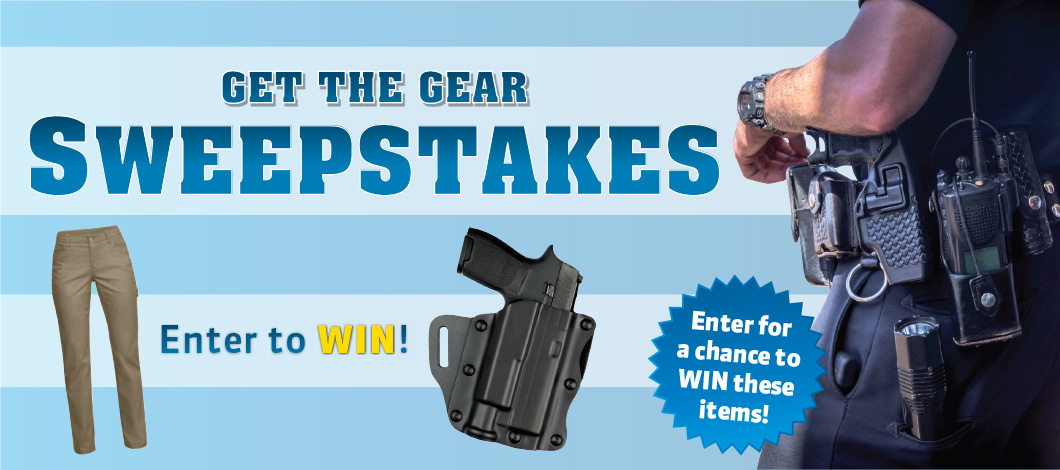 Get the Gear Sweepstakes