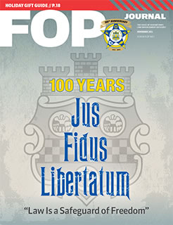 FOPJ Winter 2014 Cover